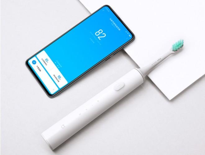 Prepojenie elektrickej zubnej kefky so smartfónom