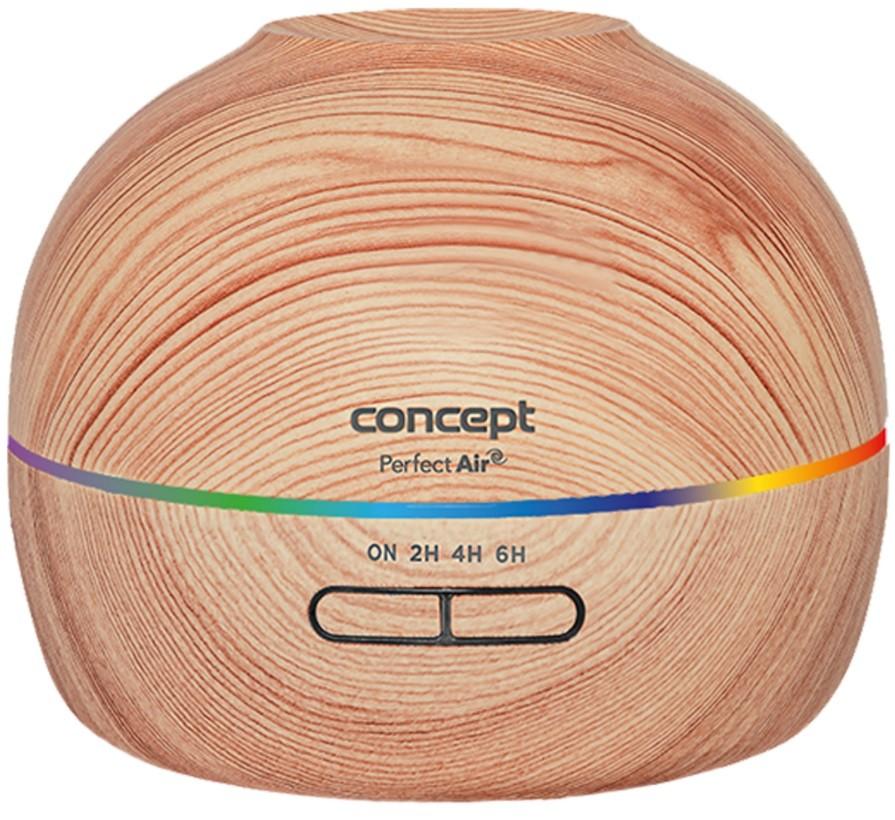 Zvlhčovače vzduchu Zvlhčovač vzduchu Concept Perfect Air Wood ZV1005