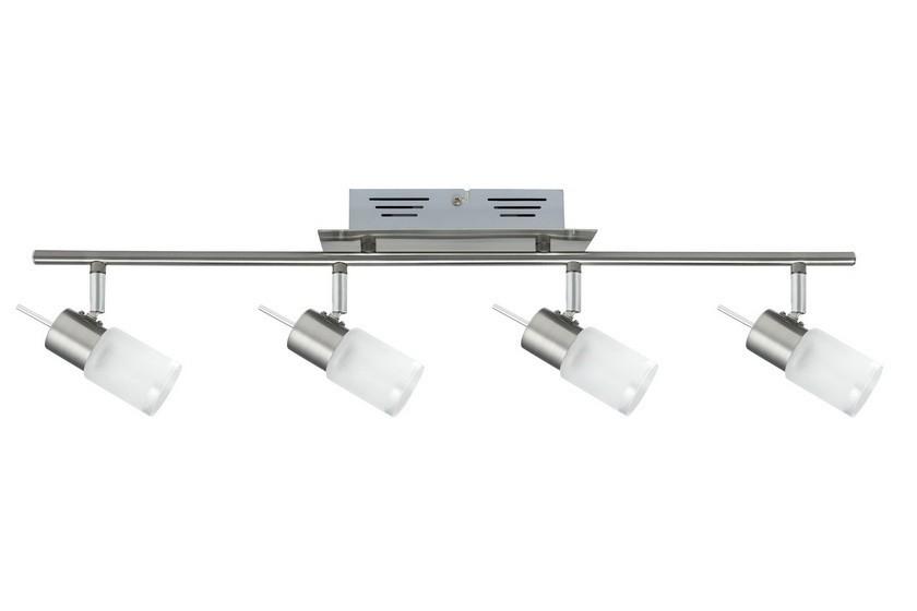 ZyLed - Nástenné svietidlá, led (kartáčované železo)
