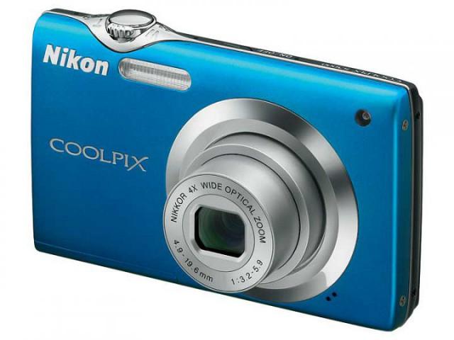 Kompaktné fotoaparáty