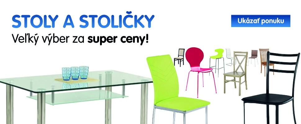 Stoly a stoličky - Okay