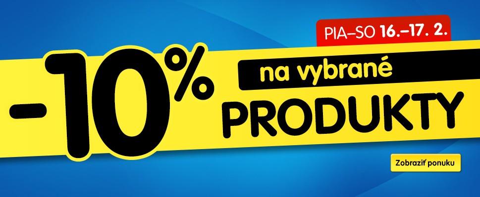 HAPPY DAYS - Nakúp elektro so zľavou 10 %!
