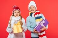 Vianočné darčeky pre deti