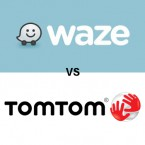 Test navigácii do mobilu: TomTom vs Waze
