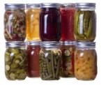Konzervovanie ovocia a zeleniny - zaváranie a vákuovanie