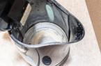 Tipy ako vyčistiť rýchlovarnú kanvicu