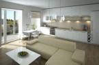 Prepojenie kuchyne s obývačkou