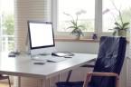 Práca z domu? Zariaďte si svoju pracovňu pre efektívny home office