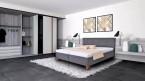 Aké sú hlavné výhody čalúnených postelí?
