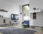 Ušetrite na jednotnom nábytku v celom interiéri